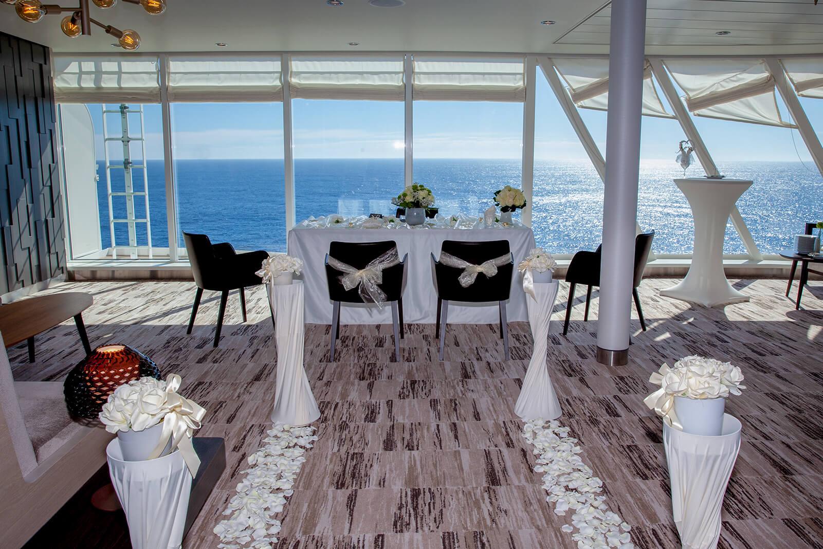Hochzeit Auf Mein Schiff Mit Tui Cruises Cruise Love